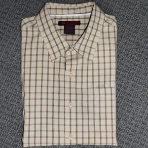 Tony Hawk short sleeve dress shirt NWOT